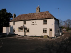 The Plough Pub in Coton