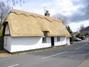 Thatched Cottage Coton, Cambridge